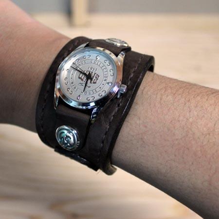 革製品 腕時計 ウインズハウス